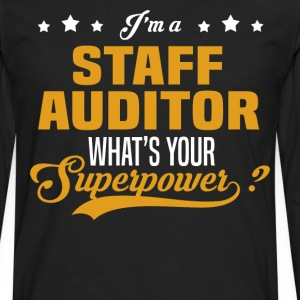 Staff Auditor - Men's Premium Long Sleeve T-Shirt