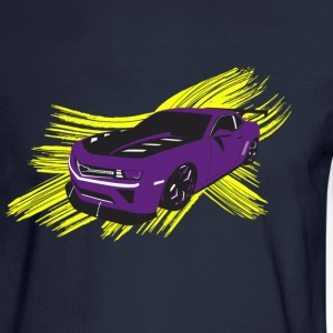 Camaro SS - Men's Long Sleeve T-Shirt