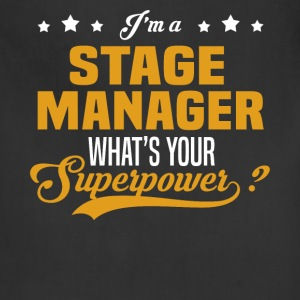 Stage Manager - Adjustable Apron