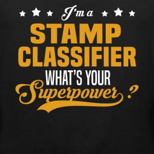 Stamp Classifier - Men's Premium Tank