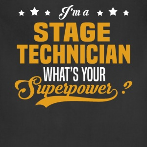 Stage Technician - Adjustable Apron