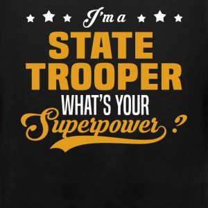State Trooper - Men's Premium Tank