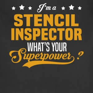 Stencil Inspector - Adjustable Apron