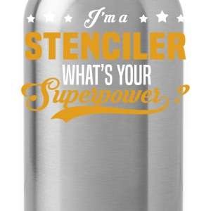 Stenciler - Water Bottle