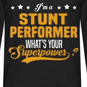 Stunt Performer - Men's Premium Long Sleeve T-Shirt