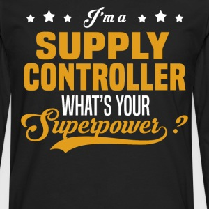 Supply Controller - Men's Premium Long Sleeve T-Shirt