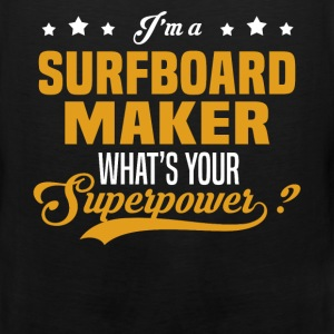 Surfboard Maker - Men's Premium Tank
