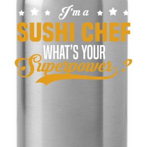 Sushi Chef - Water Bottle