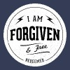 I am Forgiven and Free! Tee! - Men's Premium T-Shirt