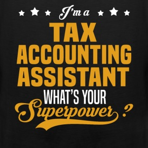 Tax Accounting Assistant - Men's Premium Tank