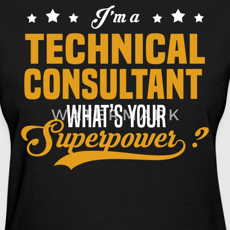 Technical Consultant - Women's T-Shirt