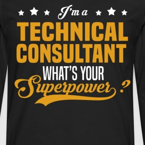 Technical Consultant - Men's Premium Long Sleeve T-Shirt