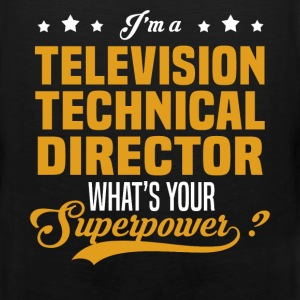 Television Technical Director - Men's Premium Tank