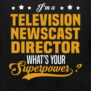 Television Newscast Director - Men's Premium Tank