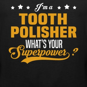 Tooth Polisher - Men's Premium Tank
