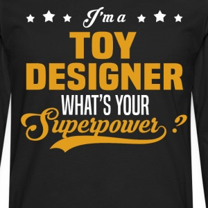 Toy Designer - Men's Premium Long Sleeve T-Shirt