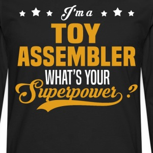 Toy Assembler - Men's Premium Long Sleeve T-Shirt