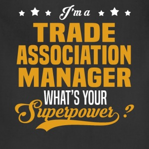 Trade Association Manager - Adjustable Apron