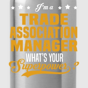 Trade Association Manager - Water Bottle