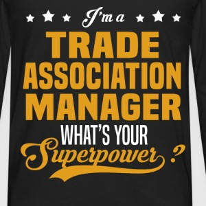 Trade Association Manager - Men's Premium Long Sleeve T-Shirt