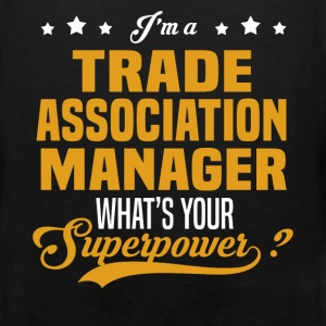Trade Association Manager - Men's Premium Tank