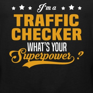 Traffic Checker - Men's Premium Tank