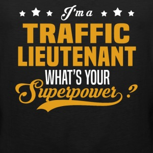 Traffic Lieutenant - Men's Premium Tank