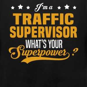 Traffic Supervisor - Men's Premium Tank