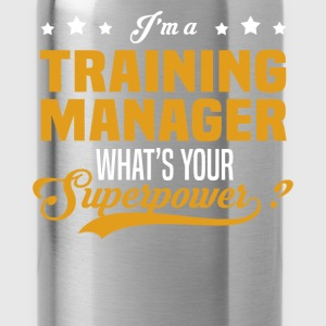 Training Manager - Water Bottle