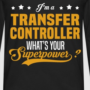 Transfer Controller - Men's Premium Long Sleeve T-Shirt