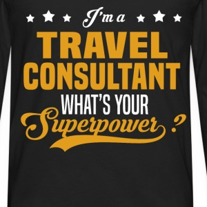 Travel Consultant - Men's Premium Long Sleeve T-Shirt