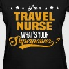Travel Nurse - Women's T-Shirt