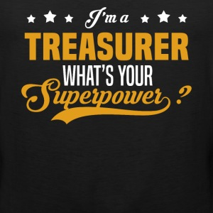 Treasurer - Men's Premium Tank