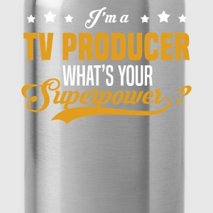TV Producer - Water Bottle