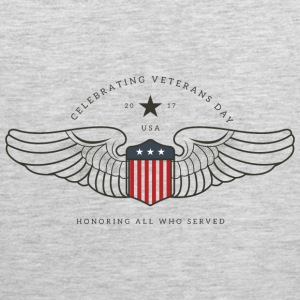 US Veterans Day T-Shirts - Men's Premium Tank