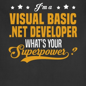 Visual Basic .NET Developer - Adjustable Apron