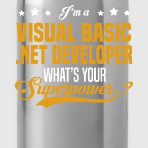 Visual Basic .NET Developer - Water Bottle