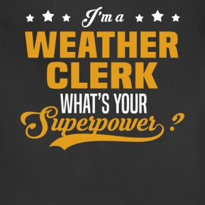 Weather Clerk - Adjustable Apron