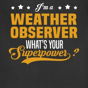 Weather Observer - Adjustable Apron