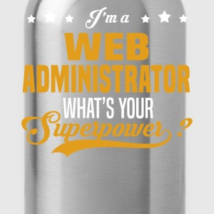 Web Administrator - Water Bottle