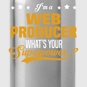 Web Producer - Water Bottle
