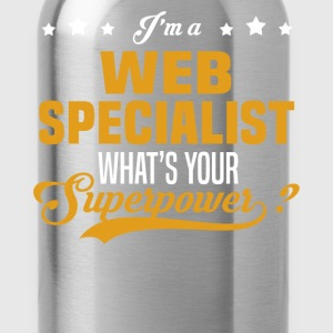 Web Specialist - Water Bottle
