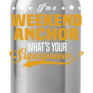 Weekend Anchor - Water Bottle