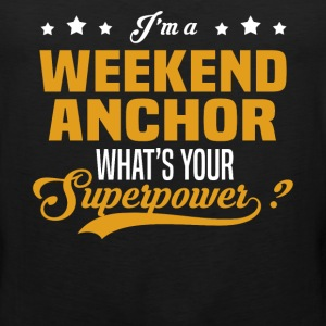 Weekend Anchor - Men's Premium Tank