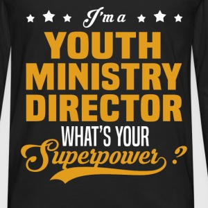 Youth Ministry Director - Men's Premium Long Sleeve T-Shirt