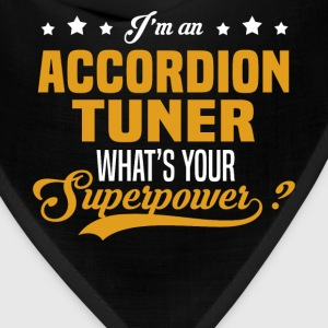 Accordion Tuner T-Shirts - Bandana