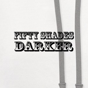 Fifty Shades Darker - Contrast Hoodie