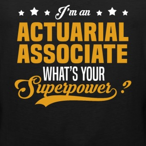 Actuarial Associate T-Shirts - Men's Premium Tank