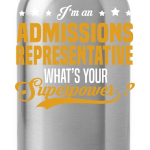 Admissions Representative T-Shirts - Water Bottle