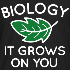 Biology - Men's Premium Long Sleeve T-Shirt